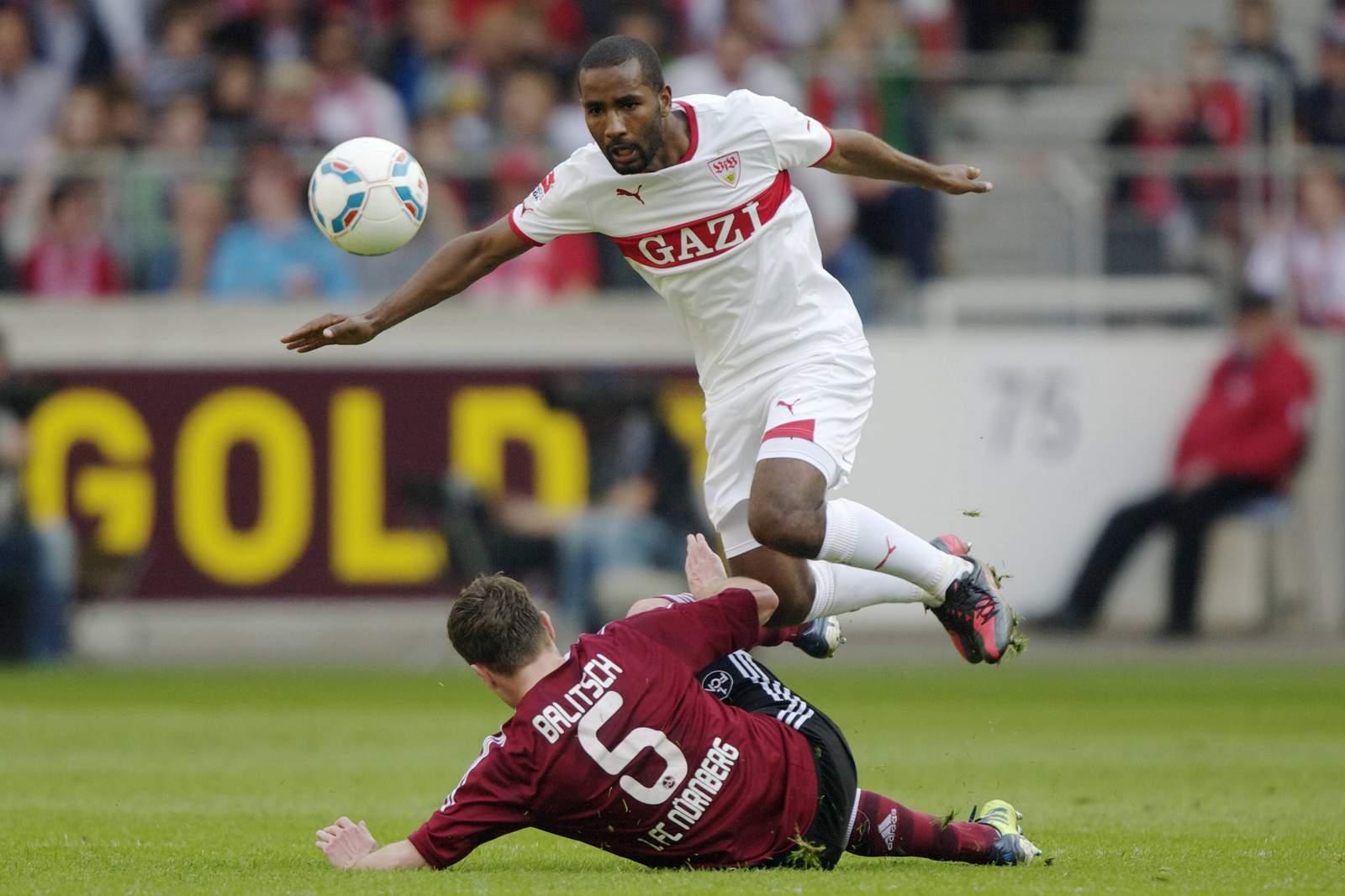 Cacau vom VfB Stuttgart