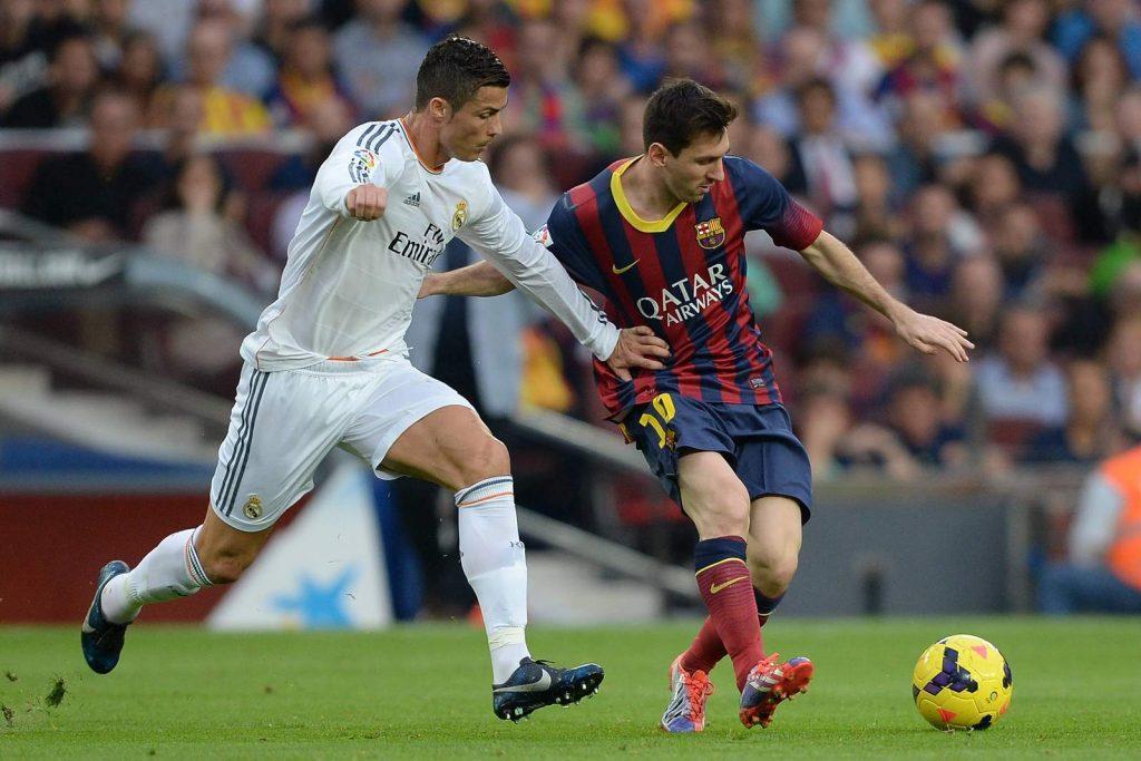 barcelona gegen real madrid live