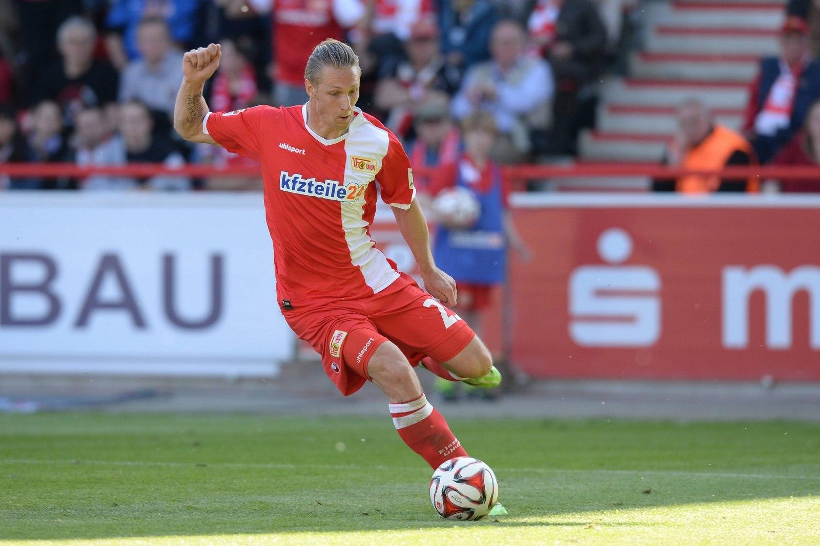Sebastian Polter spielte schon einmal für Union Berlin.