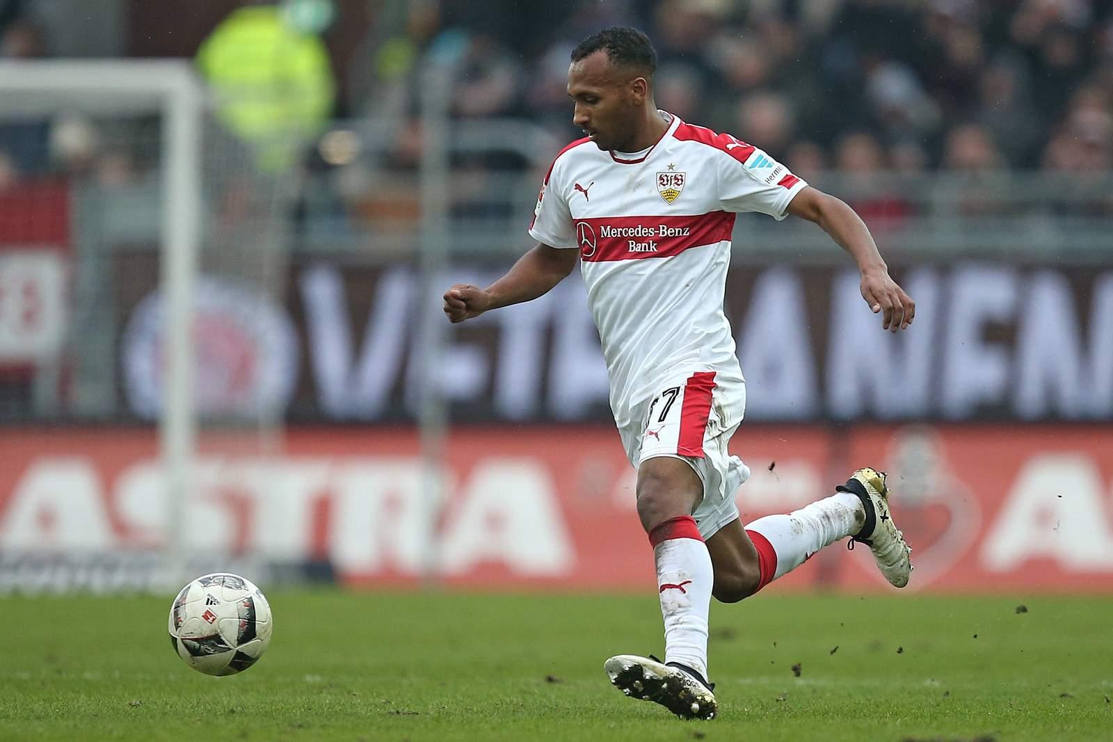Julian Green vom VfB Stuttgart