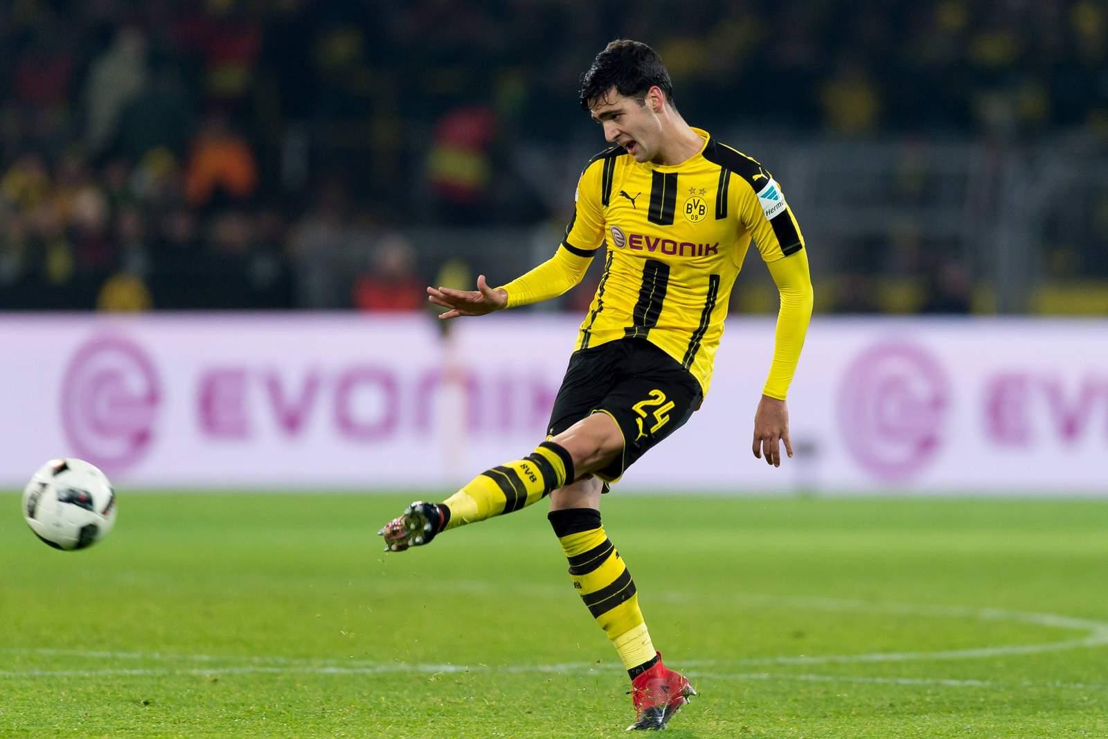 Mikel Merino von Borussia Dortmund