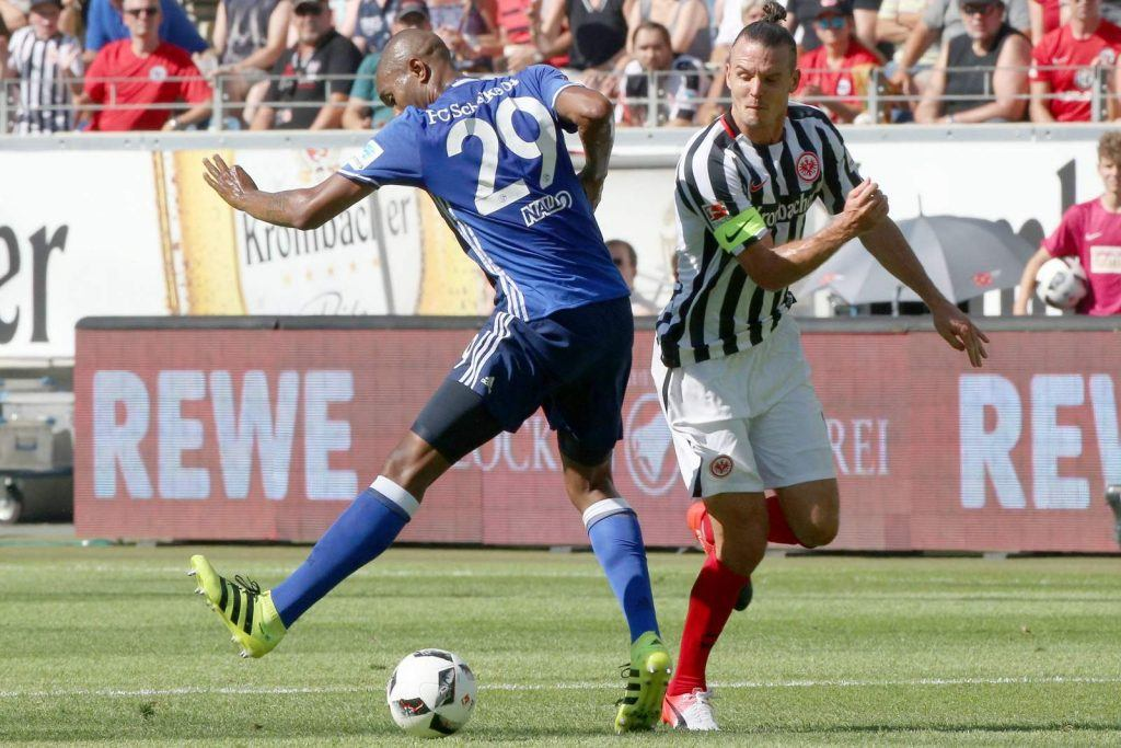 Schalke Vs Frankfurt