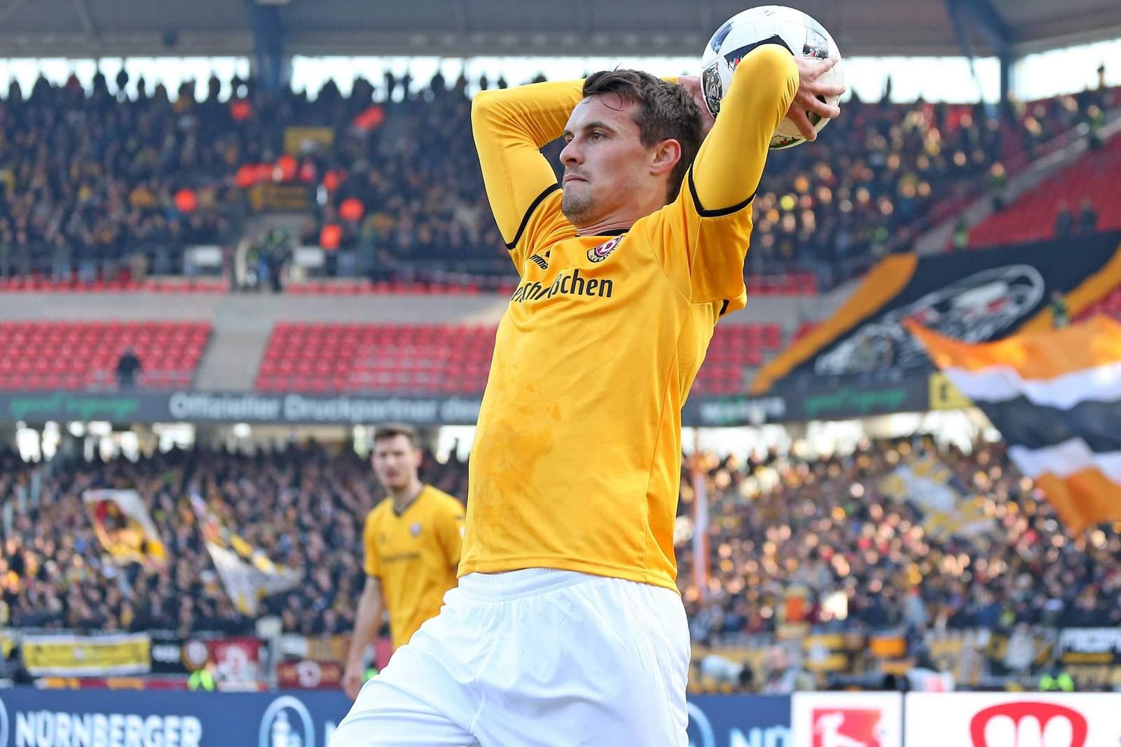 Philip Heise von Dynamo Dresden