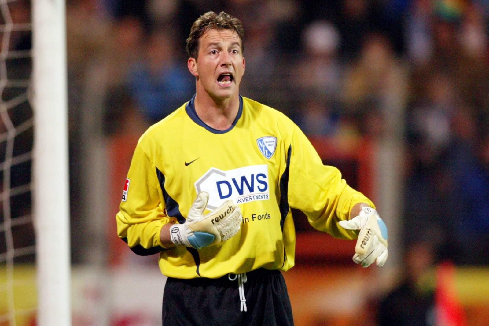 Rein van Duijnhoven vom VfL Bochum