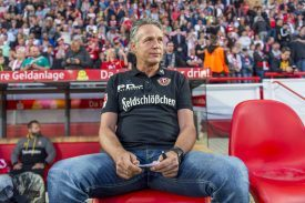Dynamo Dresden: Mit Ruhe zum Klassenerhalt?