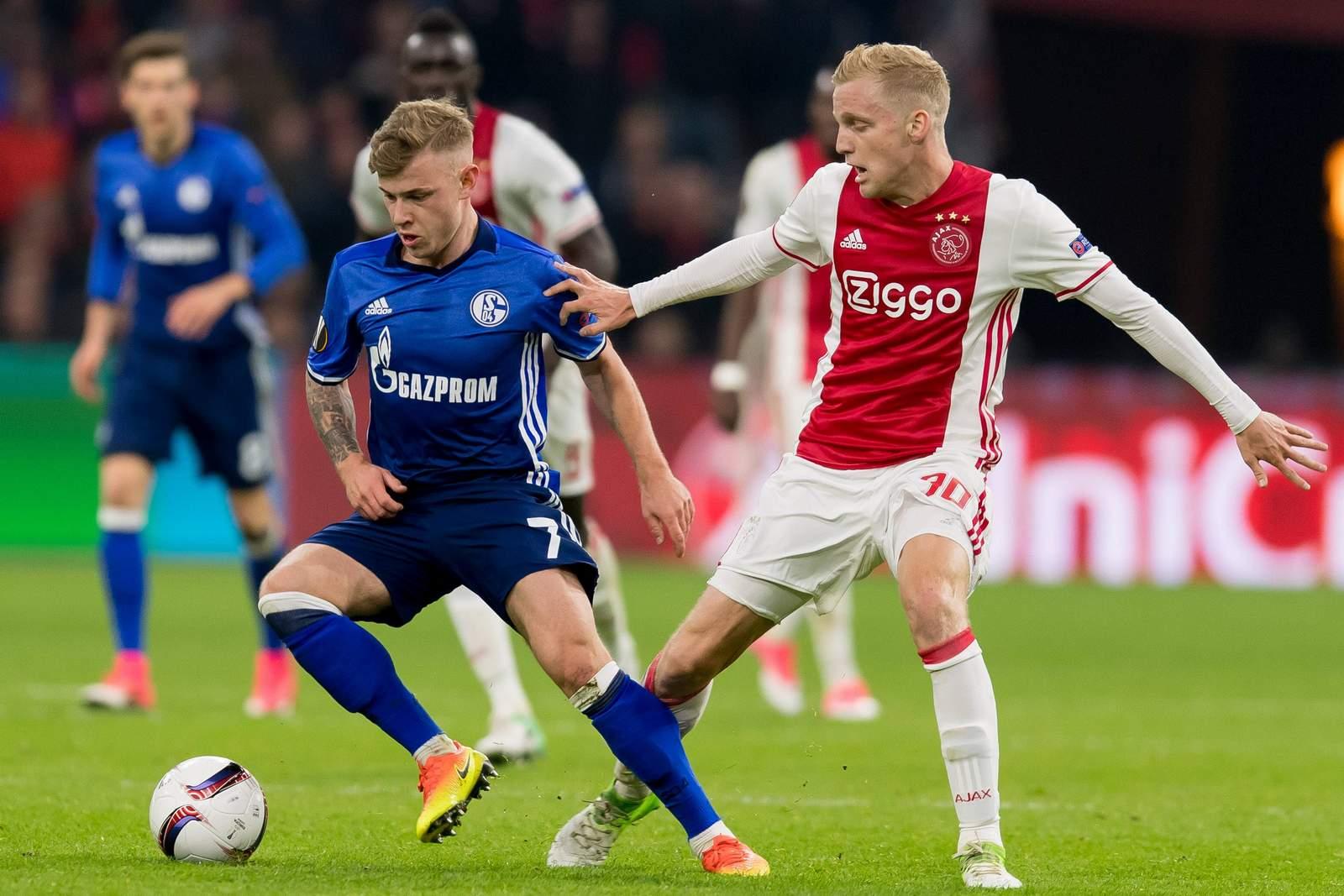 Schalke Gegen Ajax