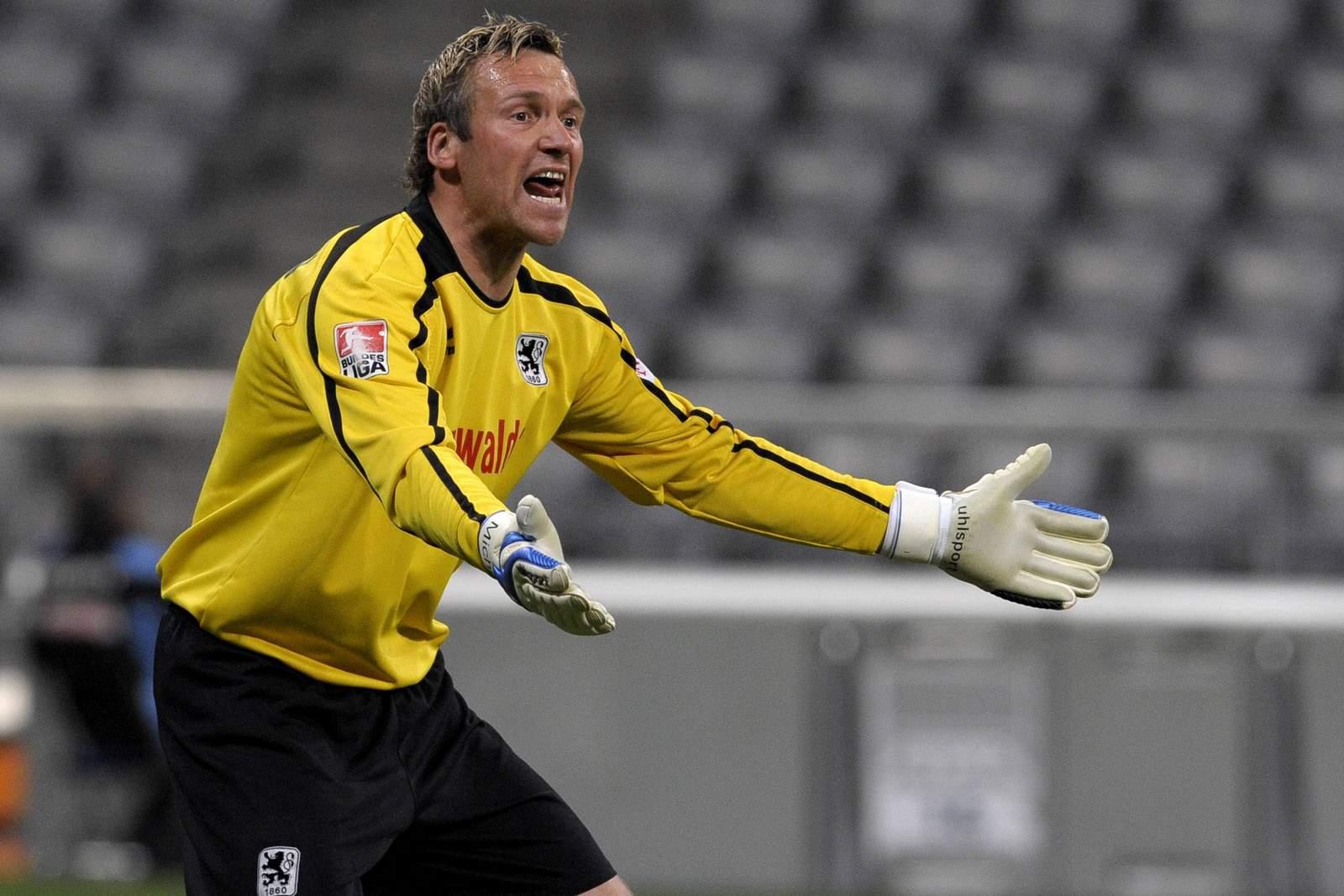 Michael Hofmann spielte von 1996 bis 2010 für die Löwen.