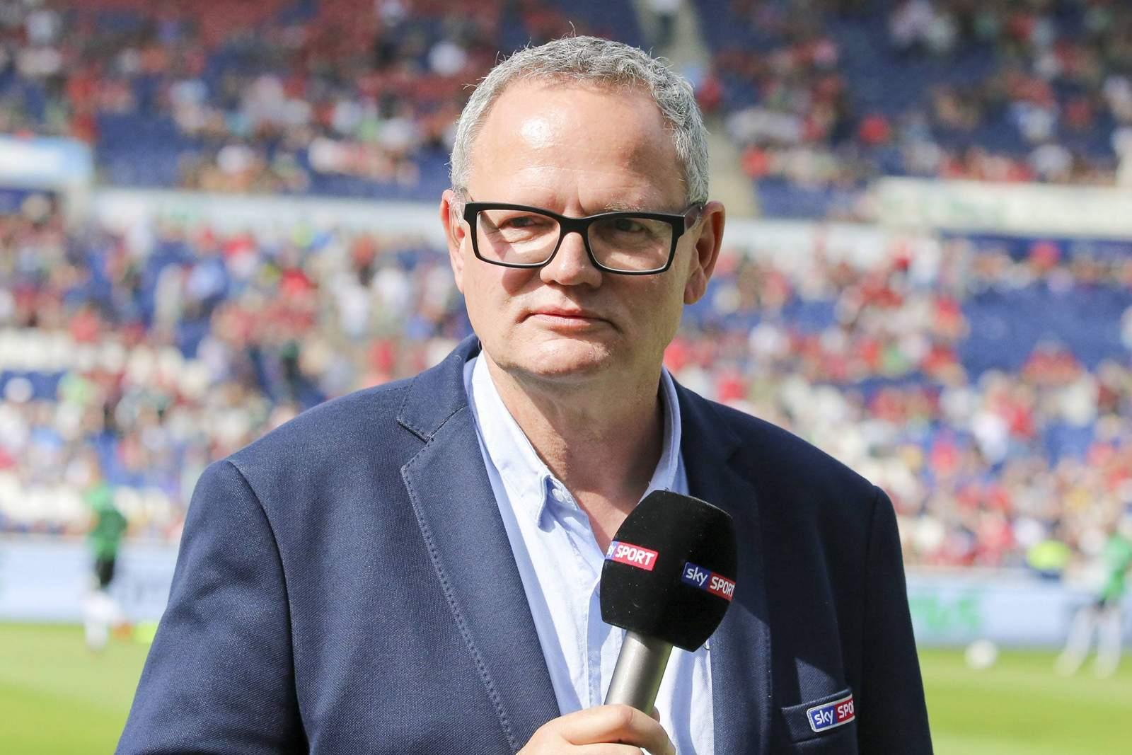 Ulli Potofski, Sky-Moderator