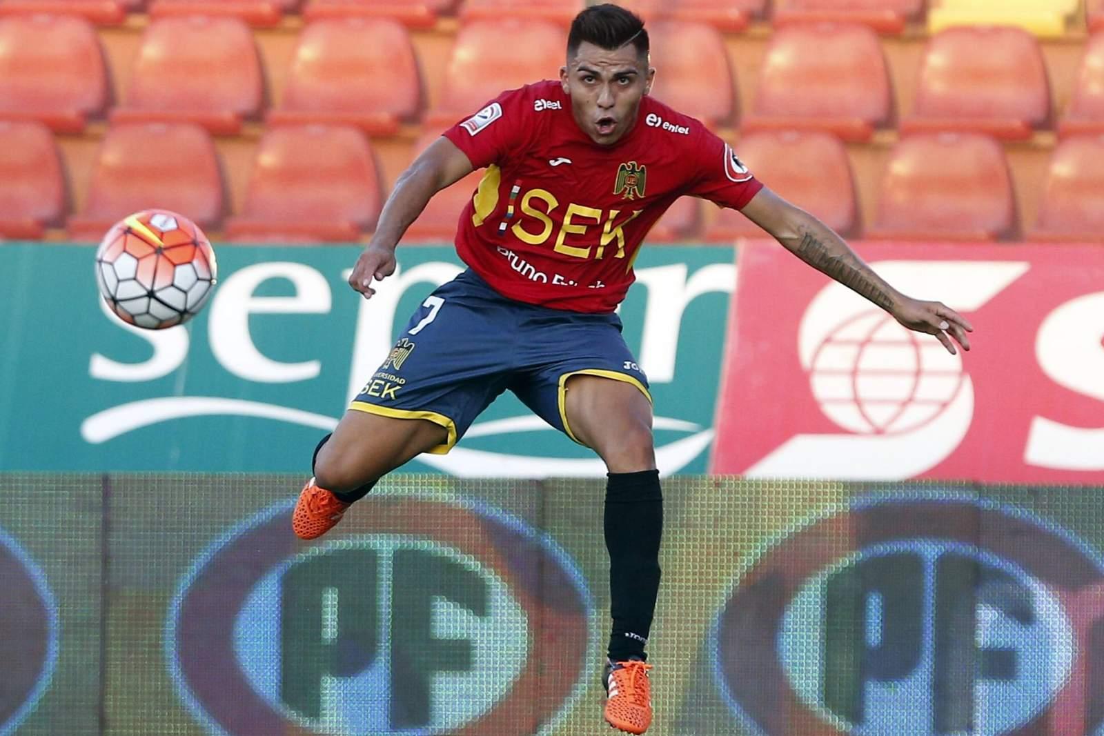 Cesar Pinares von Union Espanola