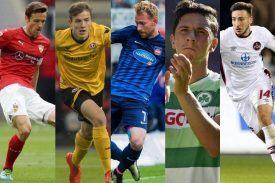 Mittelfeld-Spieler der Saison 2016/17 – Ergebnis steht fest