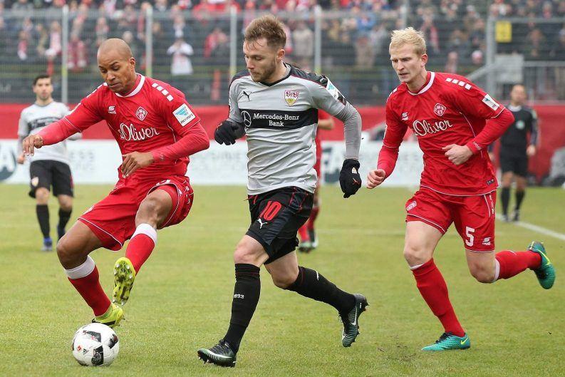 Würzburger Kickers News Ergebnisse Spielplan Liga Zweide