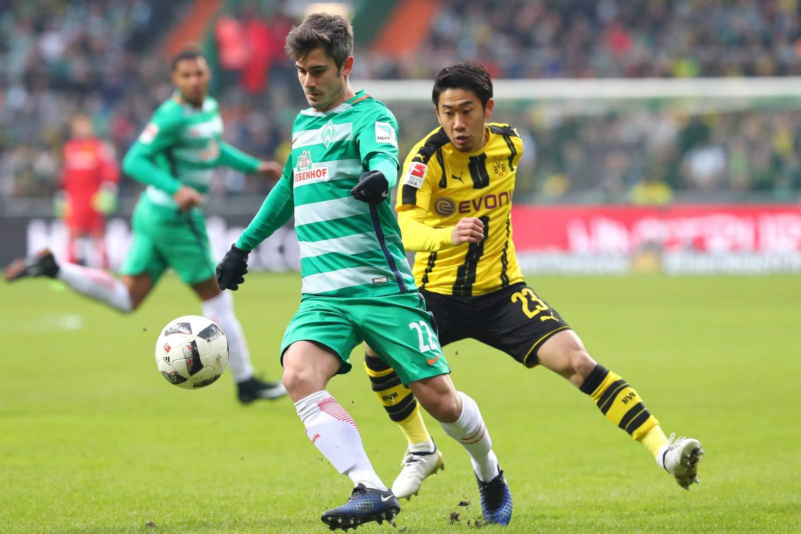 Fin Bartels bei Werder bremen