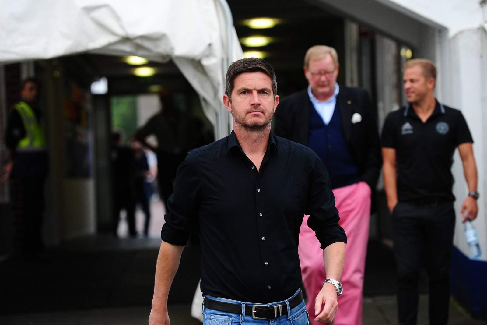 Ralf Becker Sportchef von Holstein Kiel