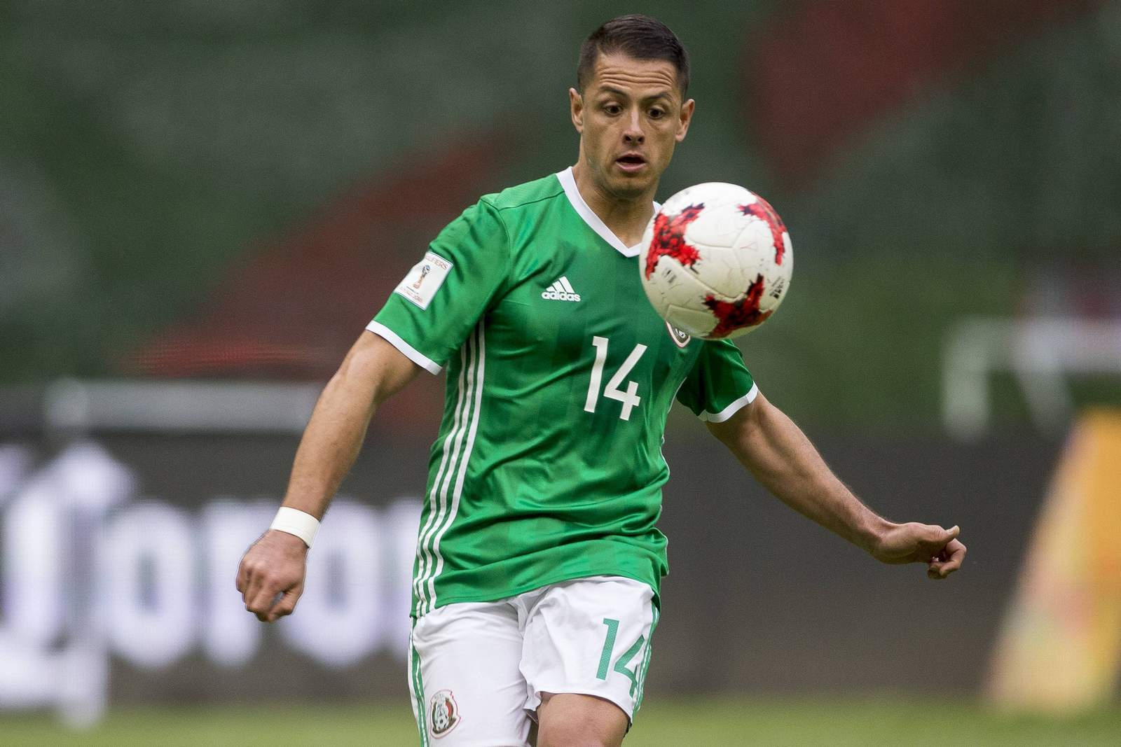 Chicharito, Mexiko