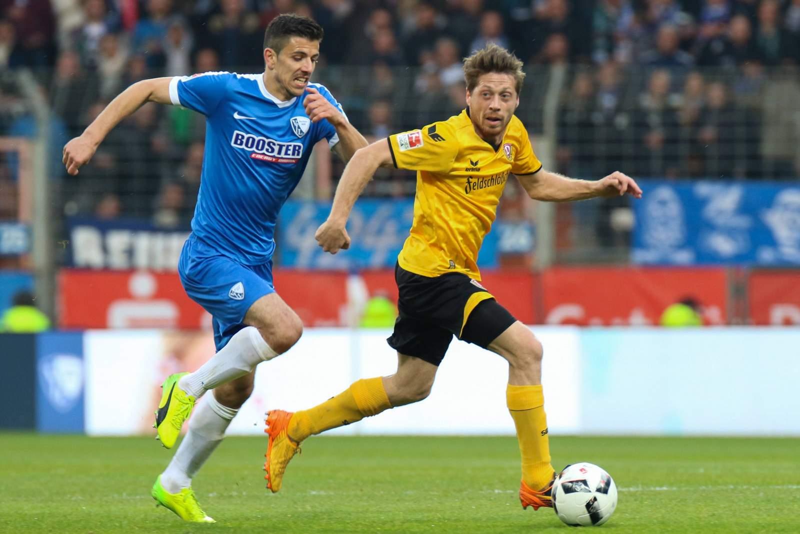 Setzt sich Losilla gegen Lumpi durch? Jetzt auf VfL Bochum gegen Dynamo Dresden wetten
