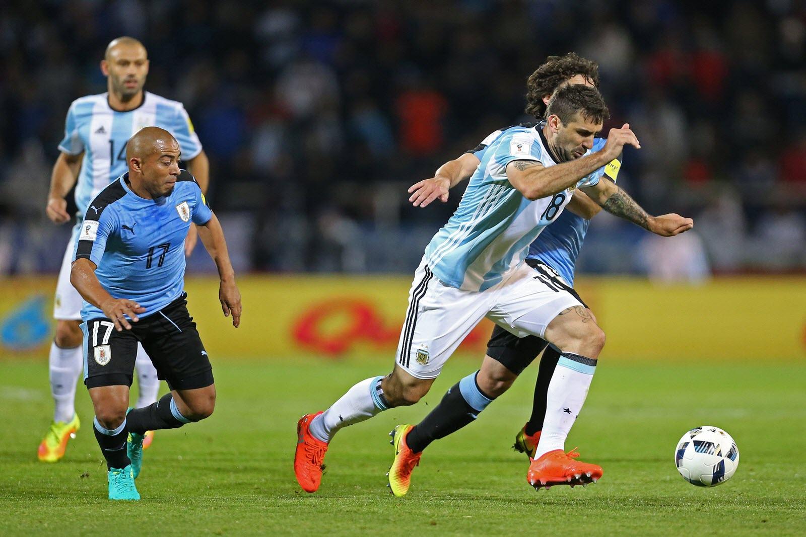 Messi bangt mit Argentinien um die WM