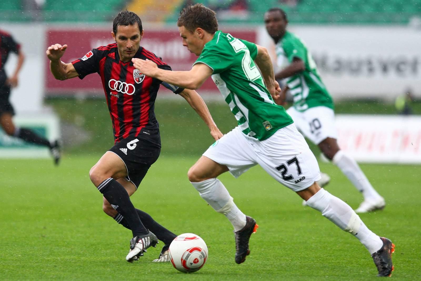 Setzt sich Leitl diesmal gegen die SpVgg durch? Jetzt auf Greuther Fürth gegen Ingolstadt wetten
