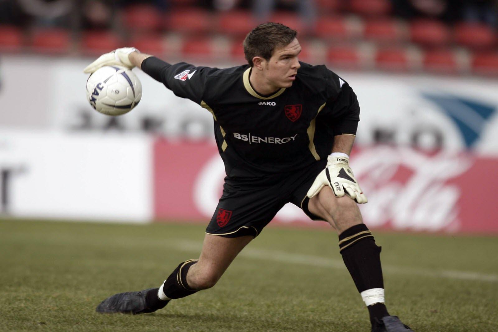 Thorsten Stuckmann, ehemaliger Torhüter von Eintracht Braunschweig