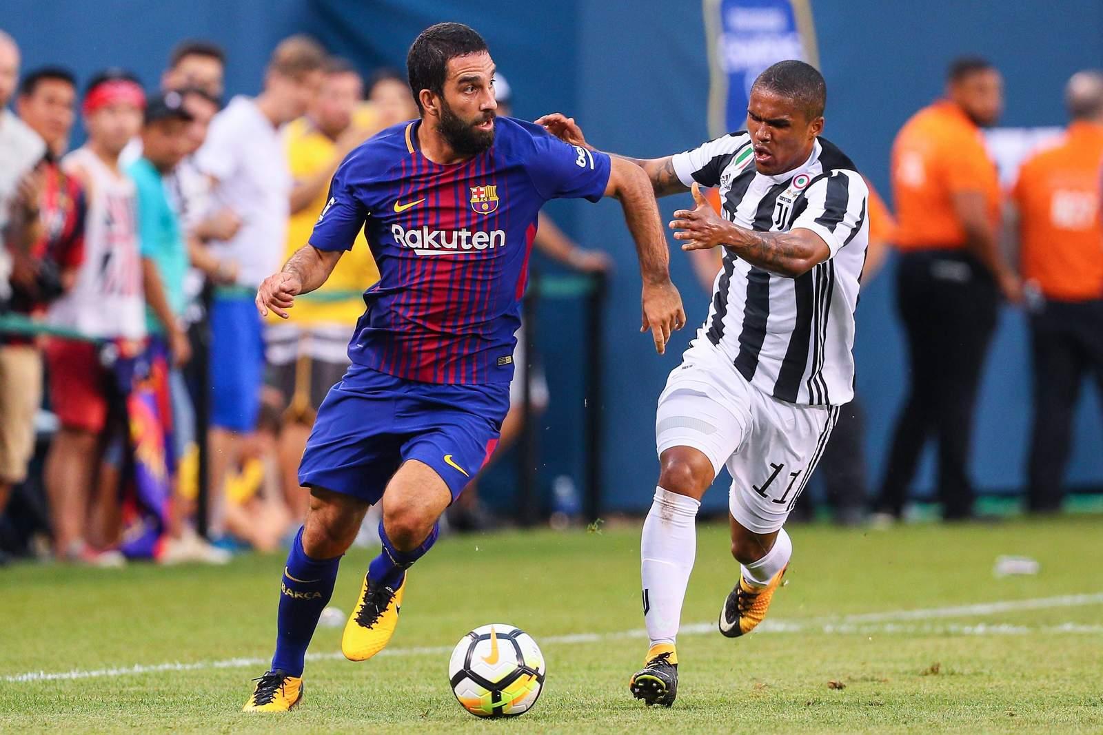 Messi führt Barca mit Doppelpack zum Sieg gegen Juventus