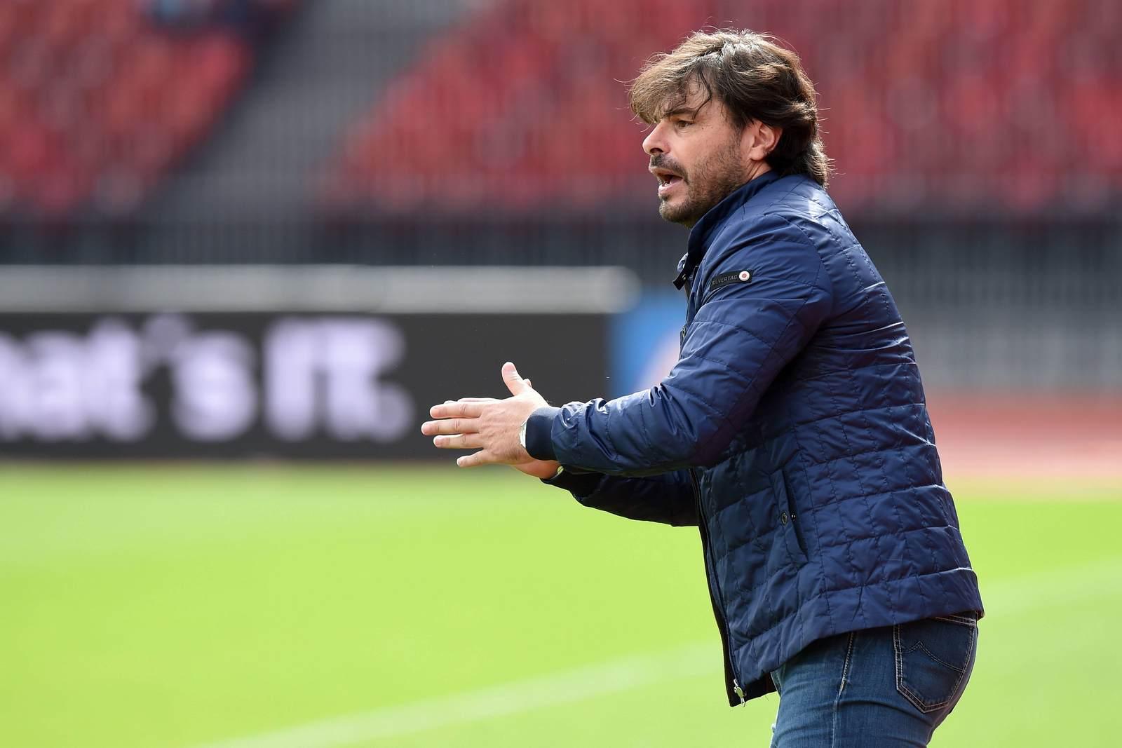 Ciriaco Sforza ist als neuer Trainer beim 1. FC Kaiserslautern im Gespräch
