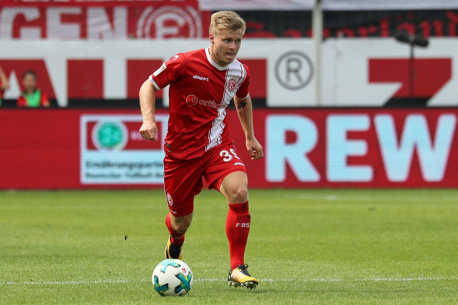 Jean Zimmer, Leihgabe vom VfB Stuttgart