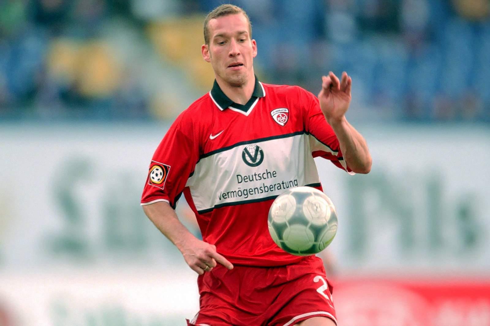 Jeff Strasser, neuer Trainer in Kaiserslautern