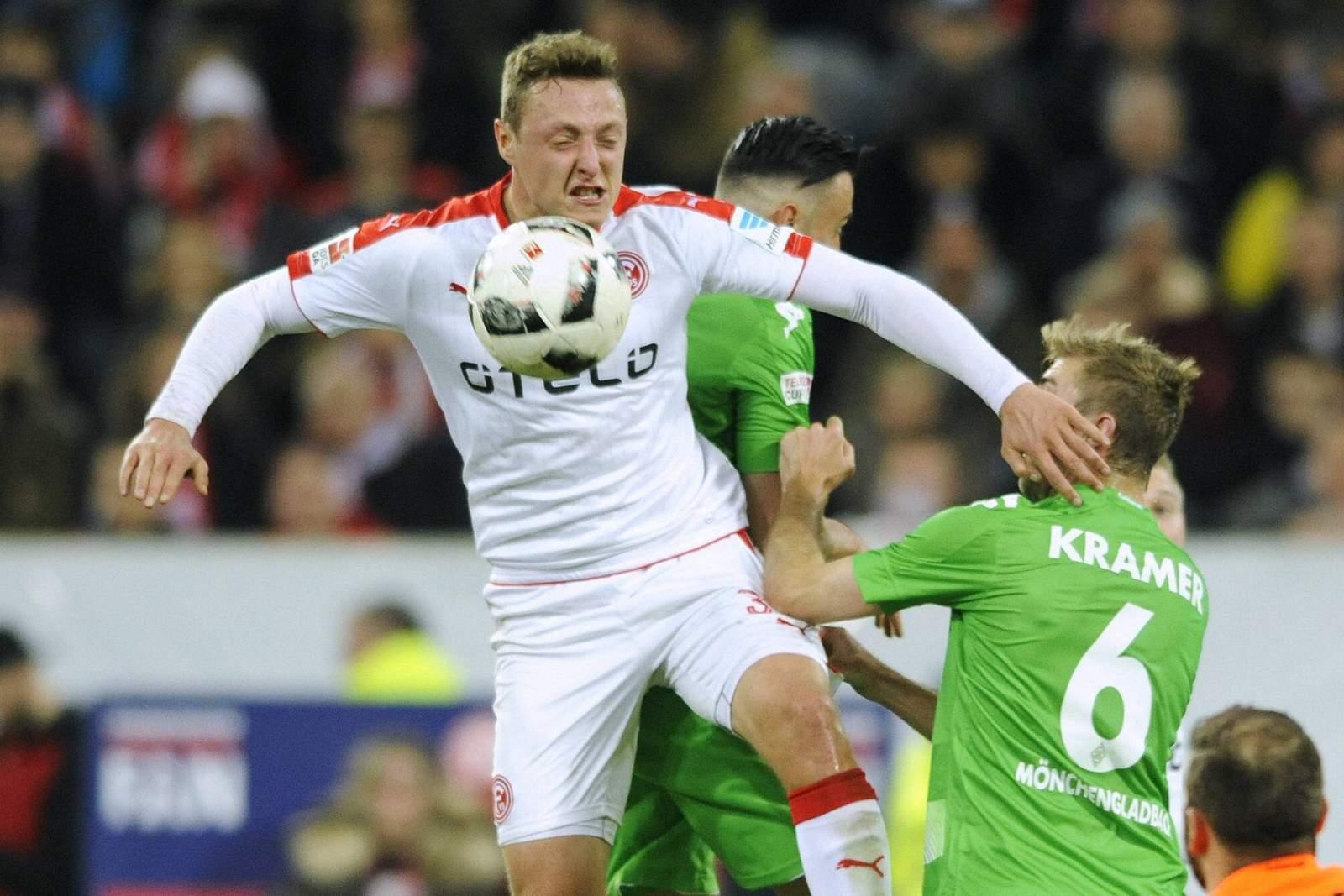 Setzt sich Bormuth gegen Kramer durch? Jetzt auf Fortuna Düsseldorf gegen Gladbach wetten