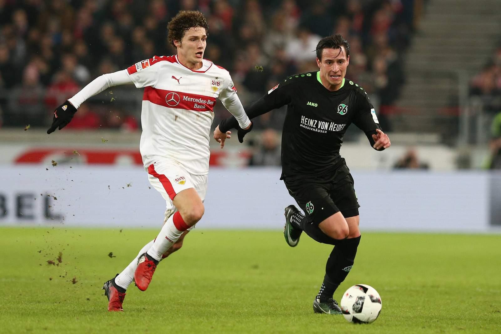 Stuttgart holt sich einen ersten Auswärtspunkt