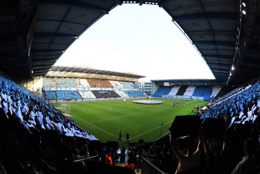 Arminia Bielefeld Heimspiele