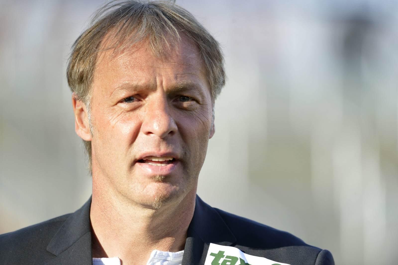 Reinhard Stumpf war unter anderem für Lautern und Wolfsburg als Trainer tätig
