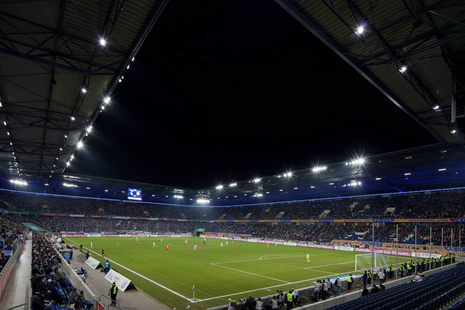 Alles wissenswerte sowie Fakten über die Schauinsland-Reisen-Arena in Duisburg