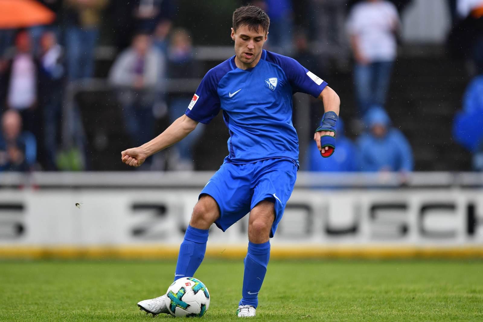 Tom Baack vom VfL Bochum