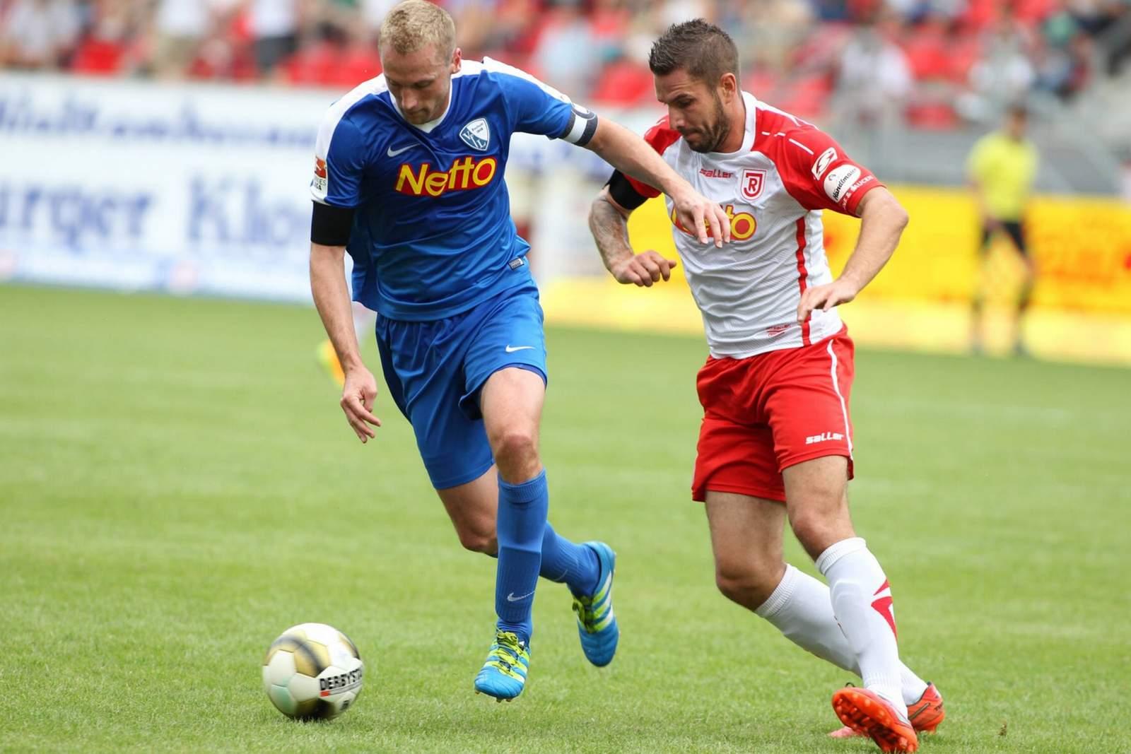 Setzt sich Bastians gegen Grüttner durch? Unser Tipp: Regensburg gewinnt nicht gegen Bochum