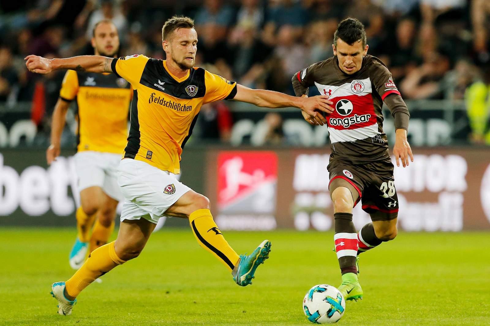 Setzt sich Konrad gegen Sobota durch? Jetzt auf Dynamo Dresden vs St. Pauli wetten