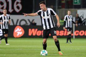 SV Sandhausen: Philipp Förster auf dem Sprung in die Bundesliga?