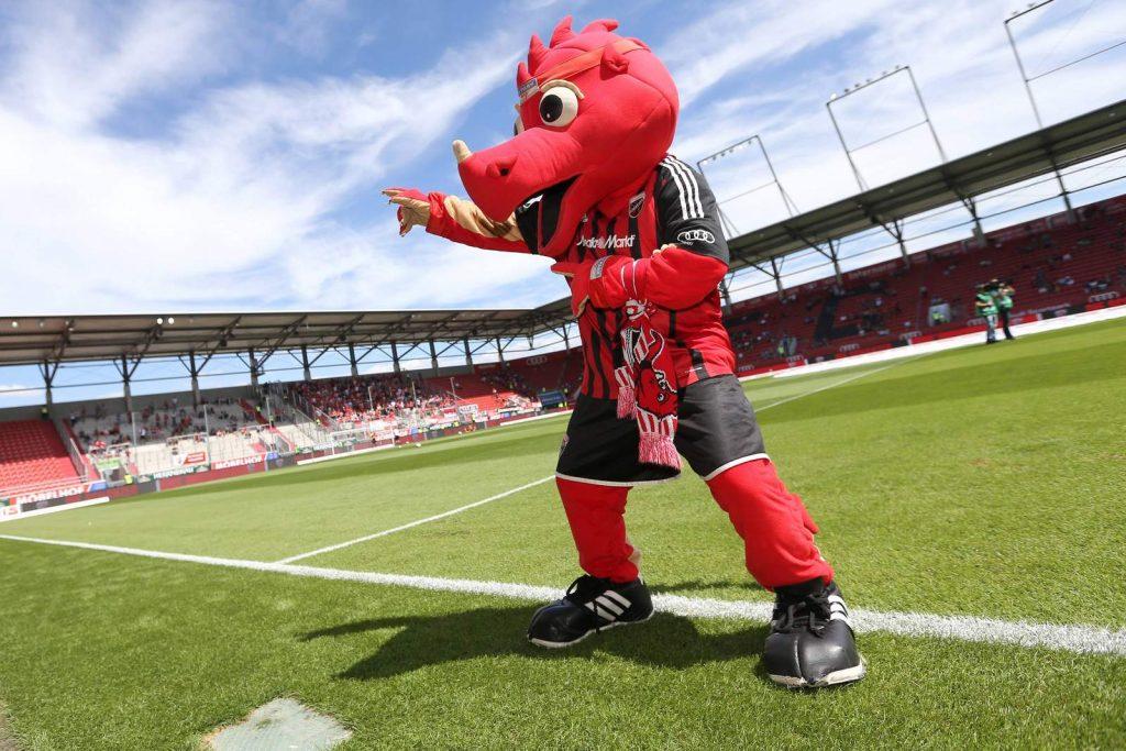 Maskottchen 2. Bundesliga