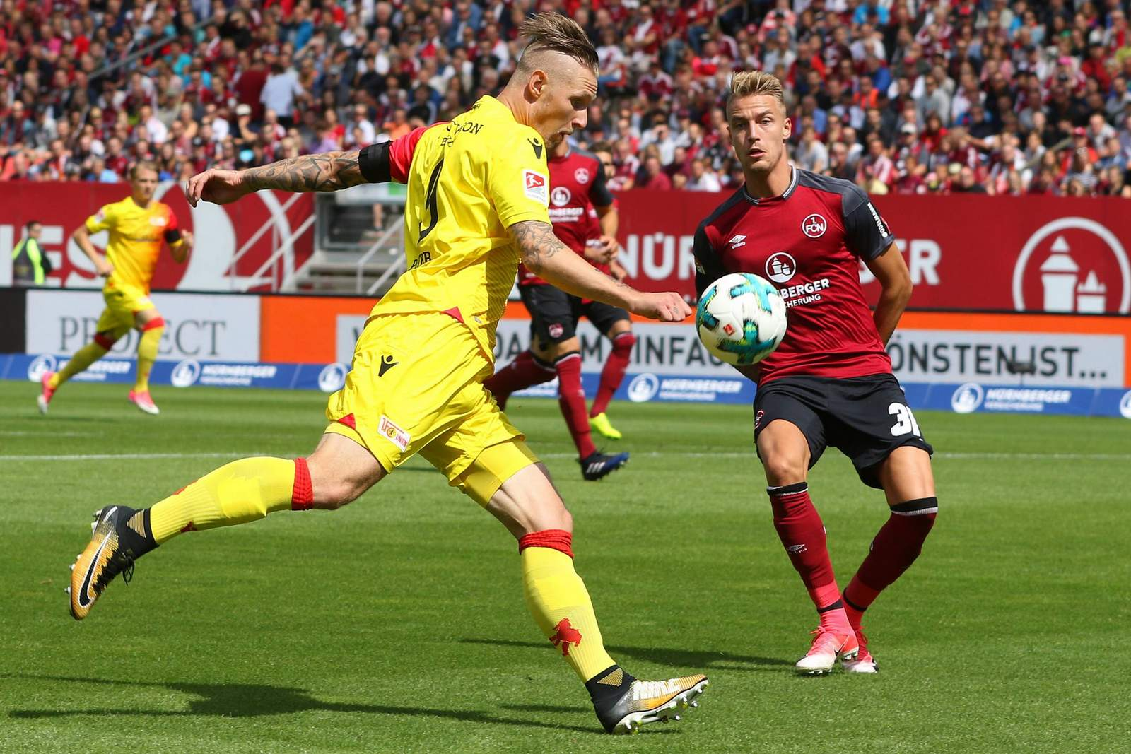 union berlin vs nürnberg
