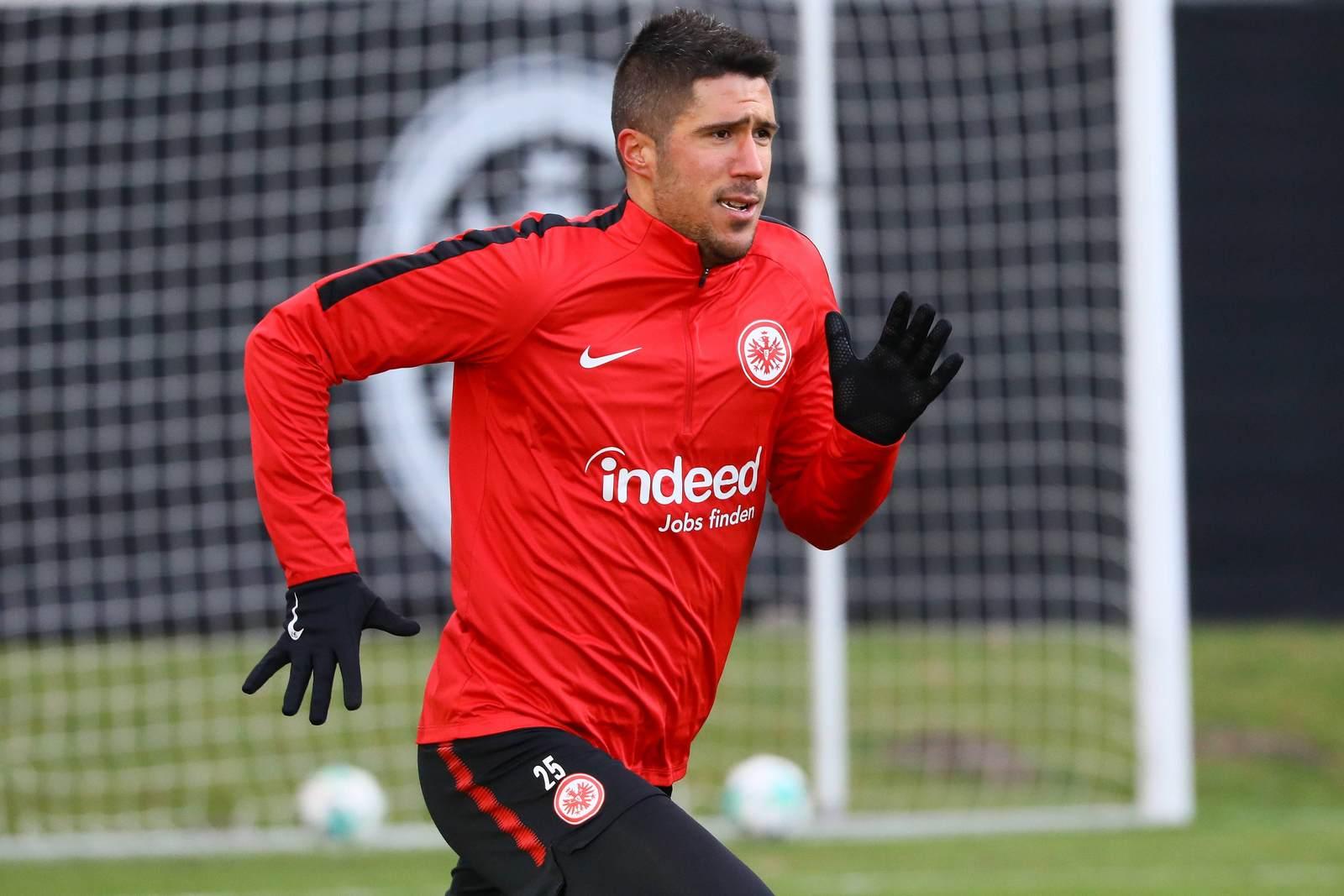 Slobodan Medojevic kommt von Eintracht Frankfurt zum SV Darmstadt 98