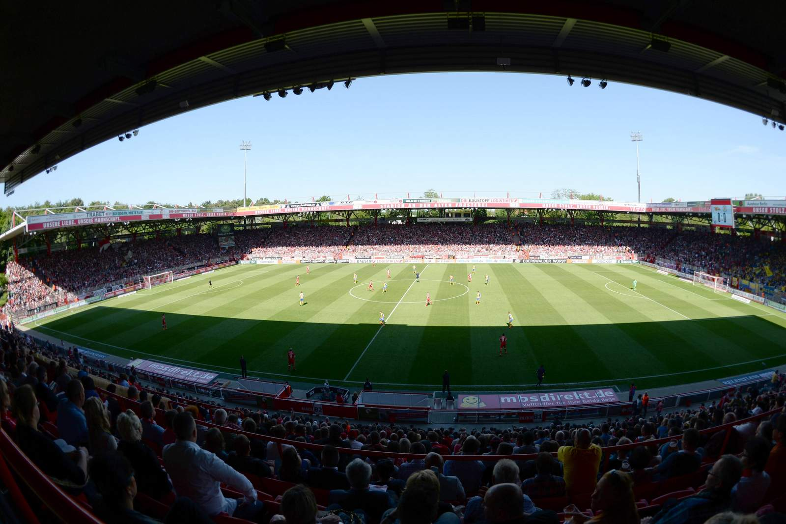 Stadion des 1. FC Union Berlin