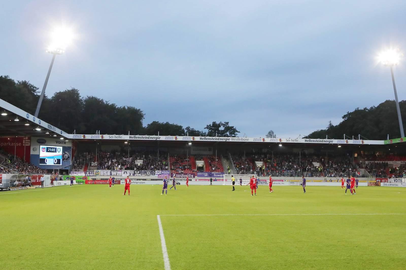 Voith Arena des FC Heidenheim