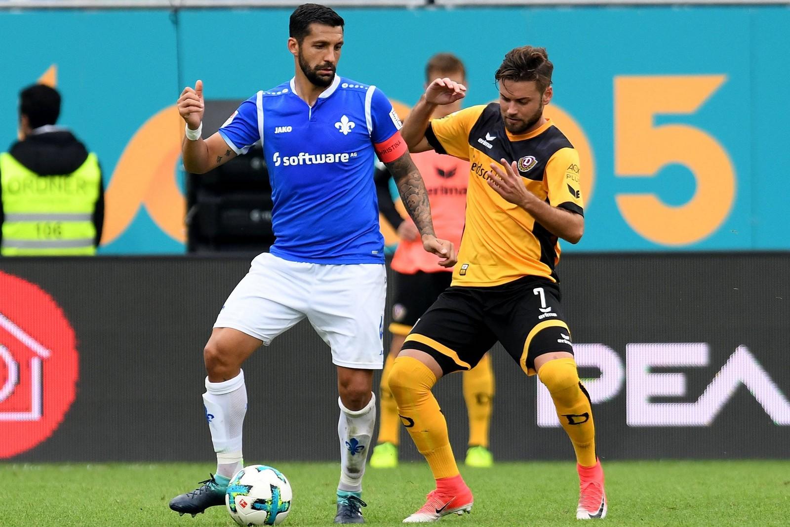 Behauptet sich Aytac Sulu gegen Niklas Kreuzer? Jetzt auf Darmstadt gegen Dresden wetten.