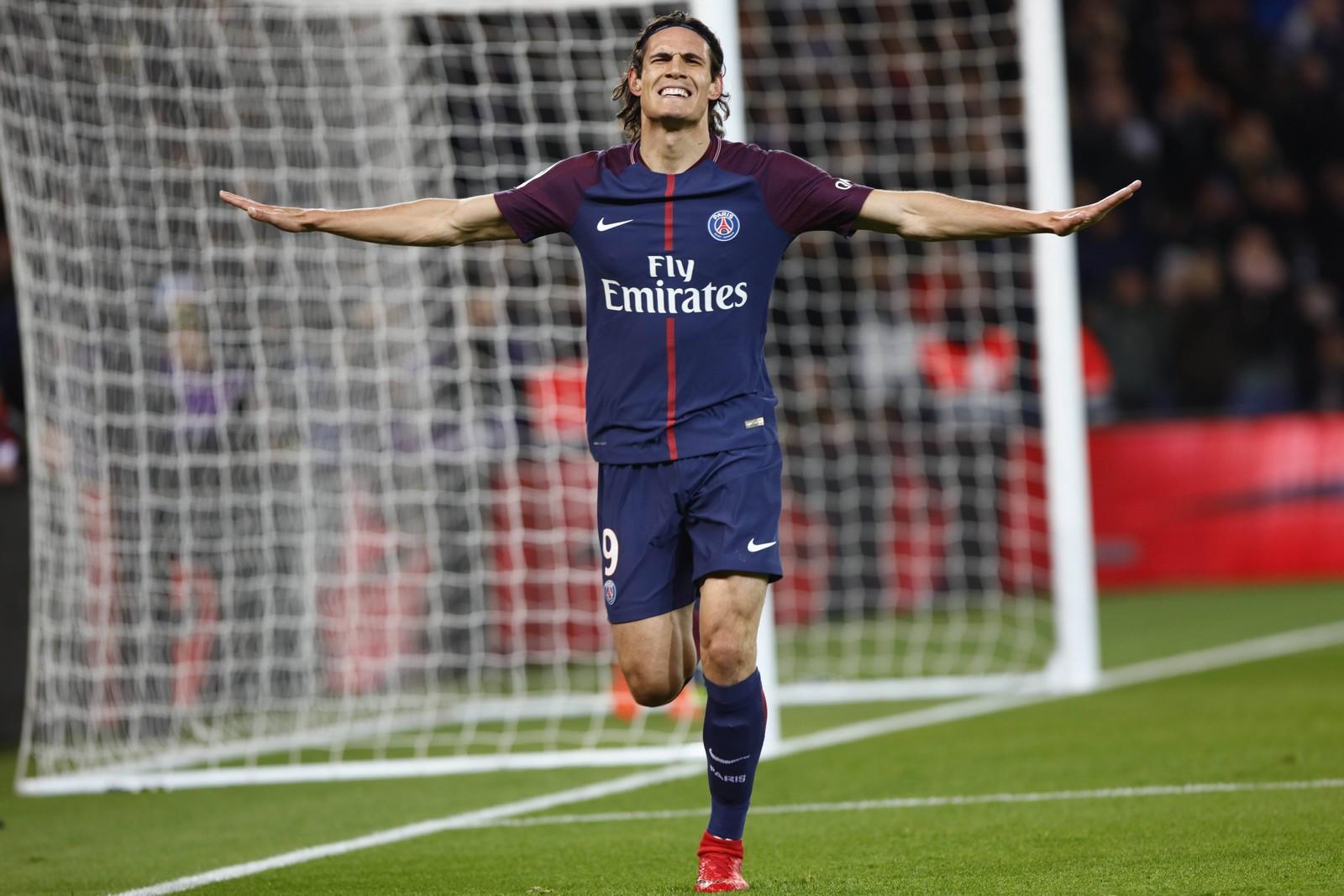 Jubelt Cavani wieder? Jetzt auf PSG vs Olympique Lyon wetten