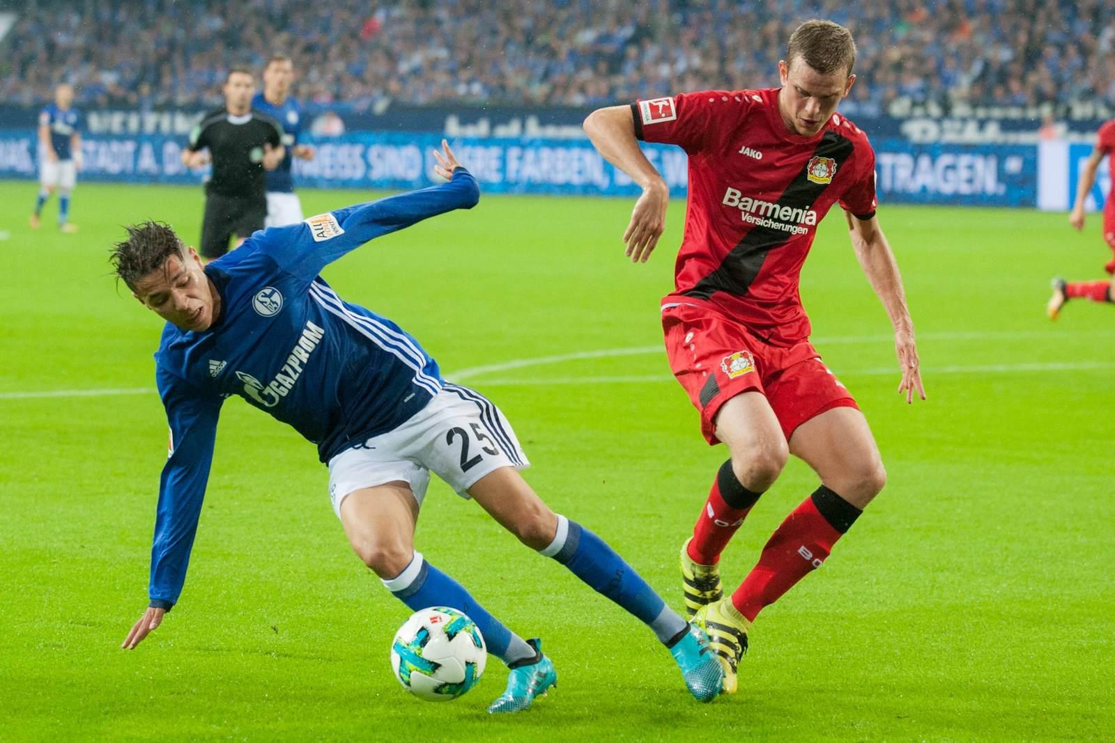 Setzt sich Bender gegen Harit durch? Jetzt auf Schalke gegen Leverkusen wetten