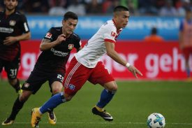Hamburger SV: Hannover an Bobby Wood interessiert