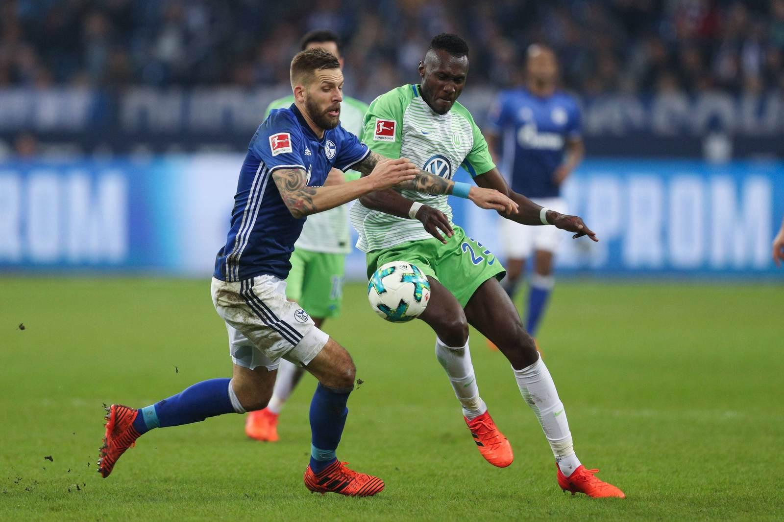 Setzt sich Burgstaller gegen Guilavogui durch? Jetzt auf Schalke gegen Wolfsburg wetten