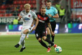Heute: Heidenheim vs Ingolstadt