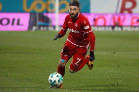 1. FC Kaiserslautern: Bleibt Brandon Borrello?