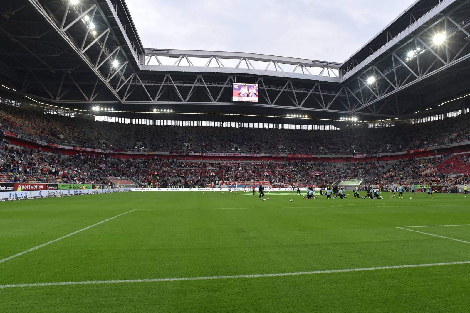 Fortuna Düsseldorf Stadion