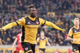 Dynamo Dresden: Moussa Koné bei Abstieg ablösefrei weg?