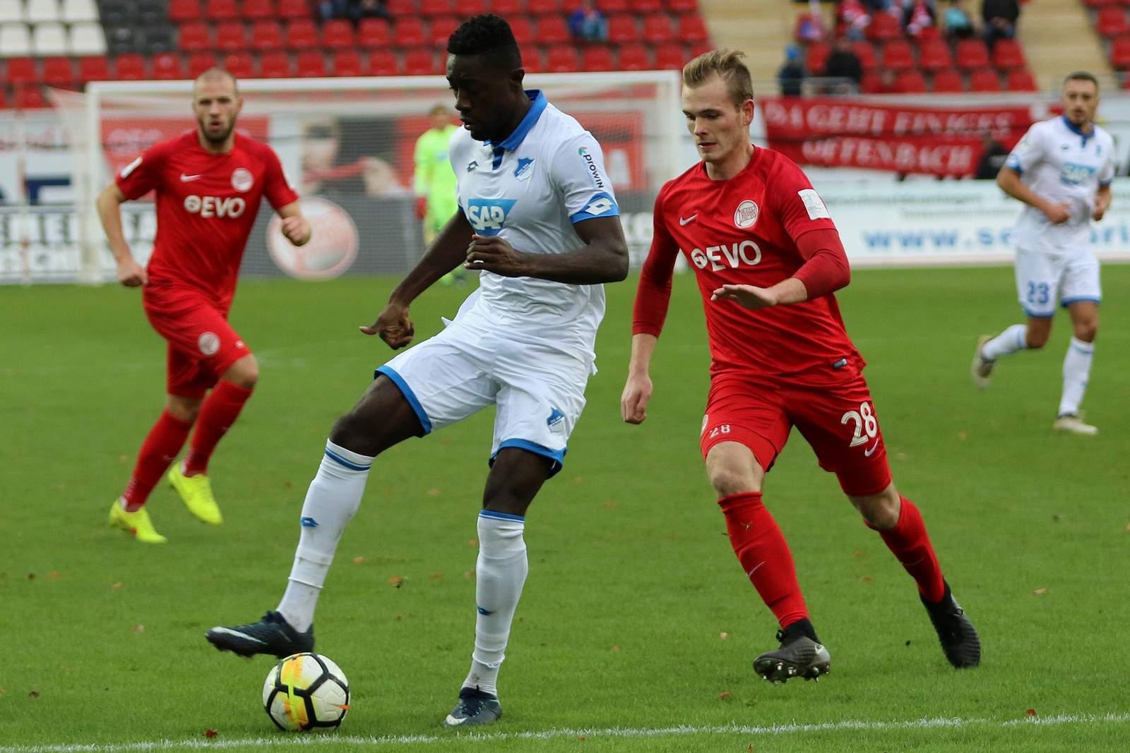 Prince Osei Owusu wechselt von Hoffenheim nach Bielefeld